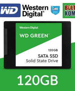 ssd wd green 120gb sata3 6gb/s asli original